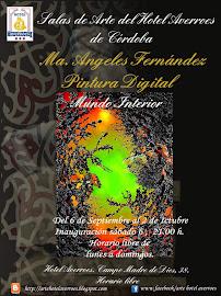 Septiembre: Pintura Digital de Mª Angeles Fernández