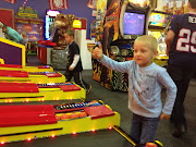 fun at chuck e. cheese