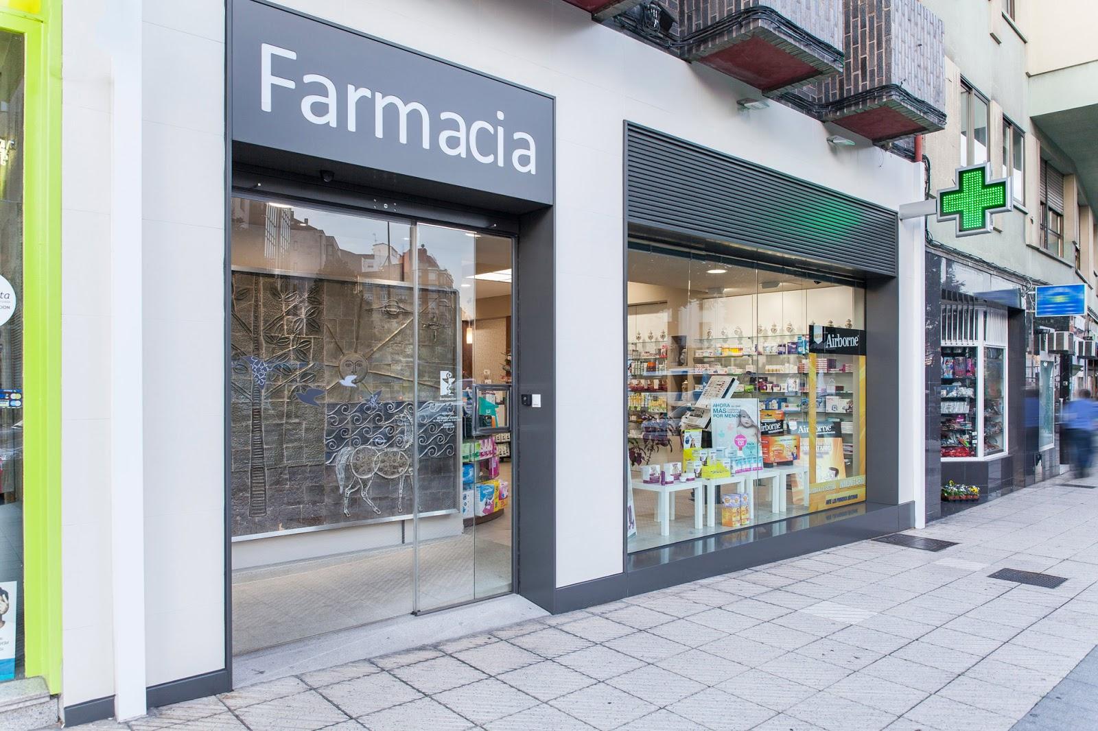 Iarquitectura Reforma De Farmacias Dise O De Farmacias