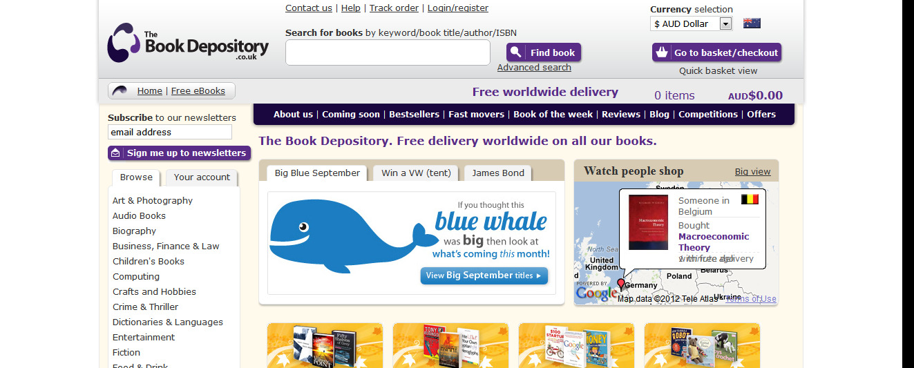 The Book Depository Reviews | Real Customer Reviews