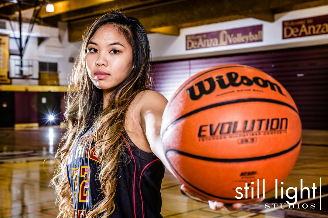 Cupertino De Anza Community College Women's Basketball 2014-2015 Photo by Still Light Studios, School Sports Photography and Senior Portrait in Bay Area, cinematic, nature