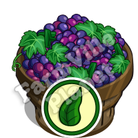 FarmVille Organic Grapes