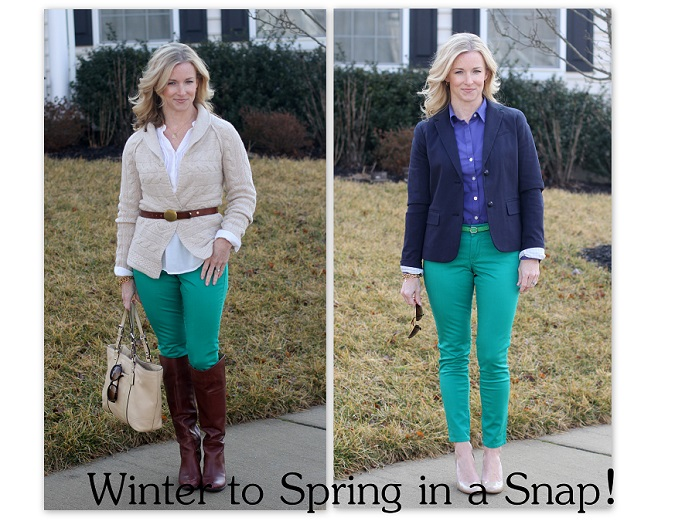 Banana Republic, Coach, CWonder, Gap, Helen Ficalora, LosPhoto, Nine West, Old Navy, Prada, Ray Ban, Simply Lulu Style, Stella Dot, style tips, sundance catalog, winter to spring wardrobe,