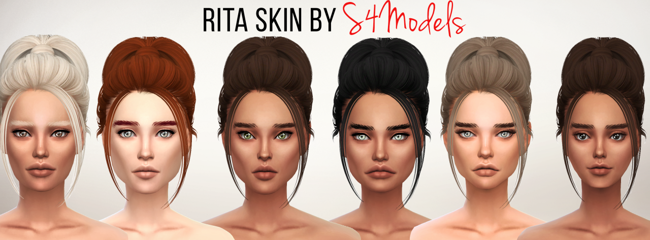 My sims 4 blog clothing skin makeup and more by missparaply and