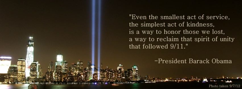 Experience The Blog My Message From September 11 2001