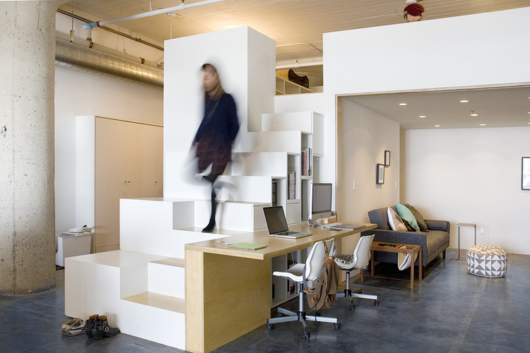 Toy Loft A Los Angeles Con Arredi Modulari Di Ikea By Cha Col Arc Art Blog By Daniele Drigo