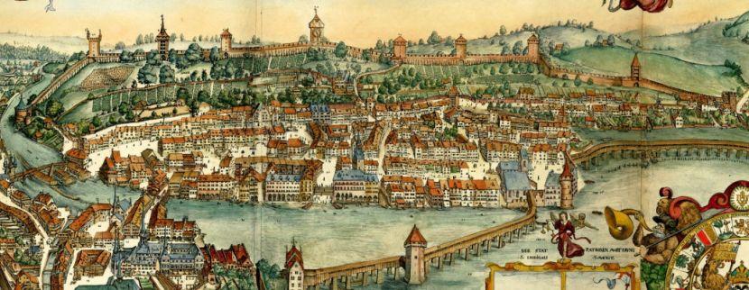 Nachtwächter Ralf Stadtführungen in Luzern