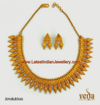 South Indian Traditional Jewellery