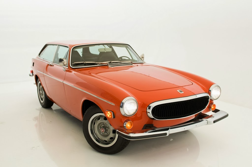 1973 Volvo 1800 ES Original Survivor | Auto Restorationice
