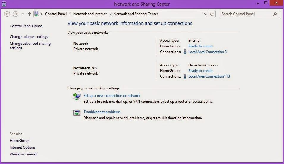 Cara Membuat Wifi Hotspot pada Windows 8