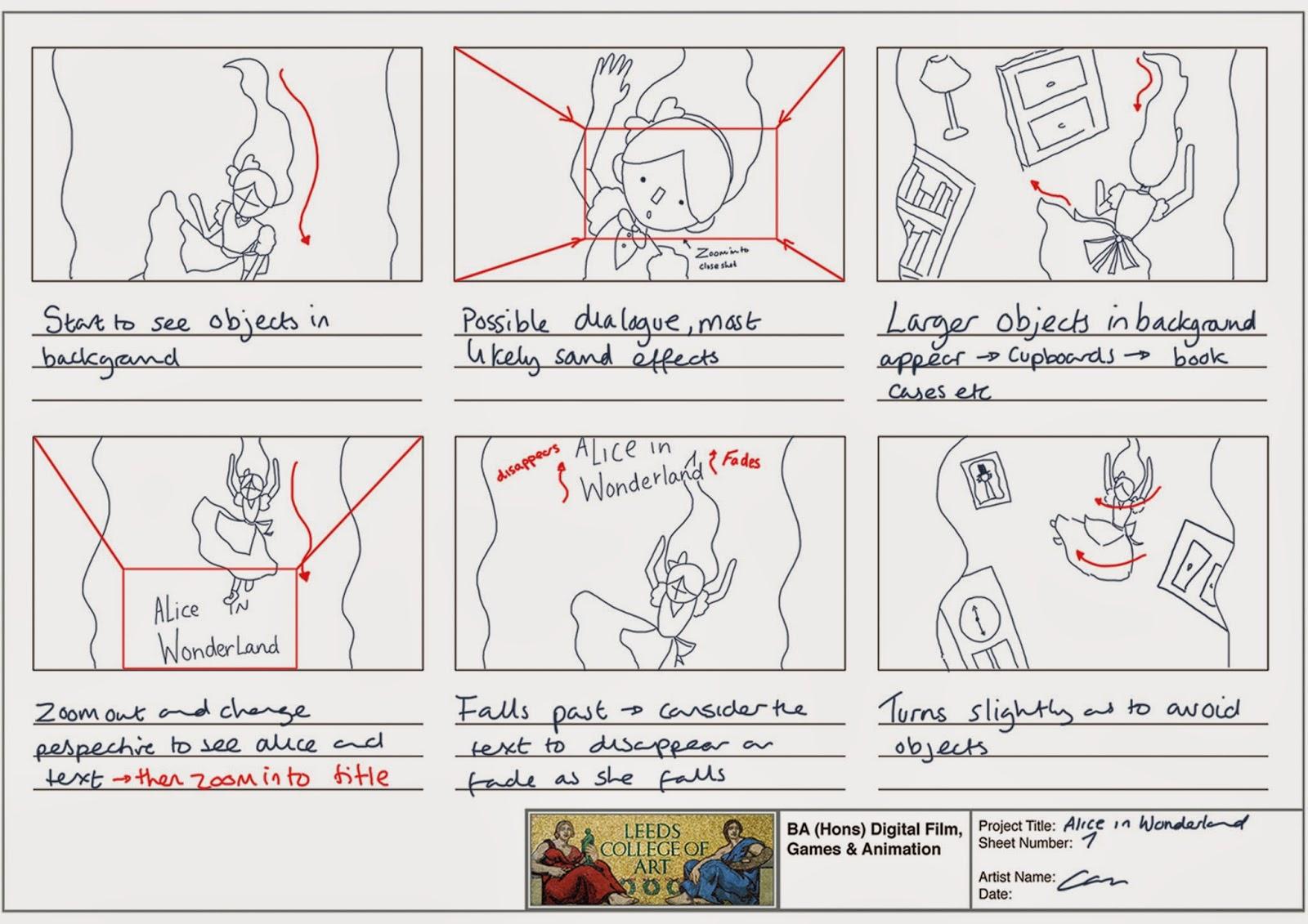 felt storyboard templates.html