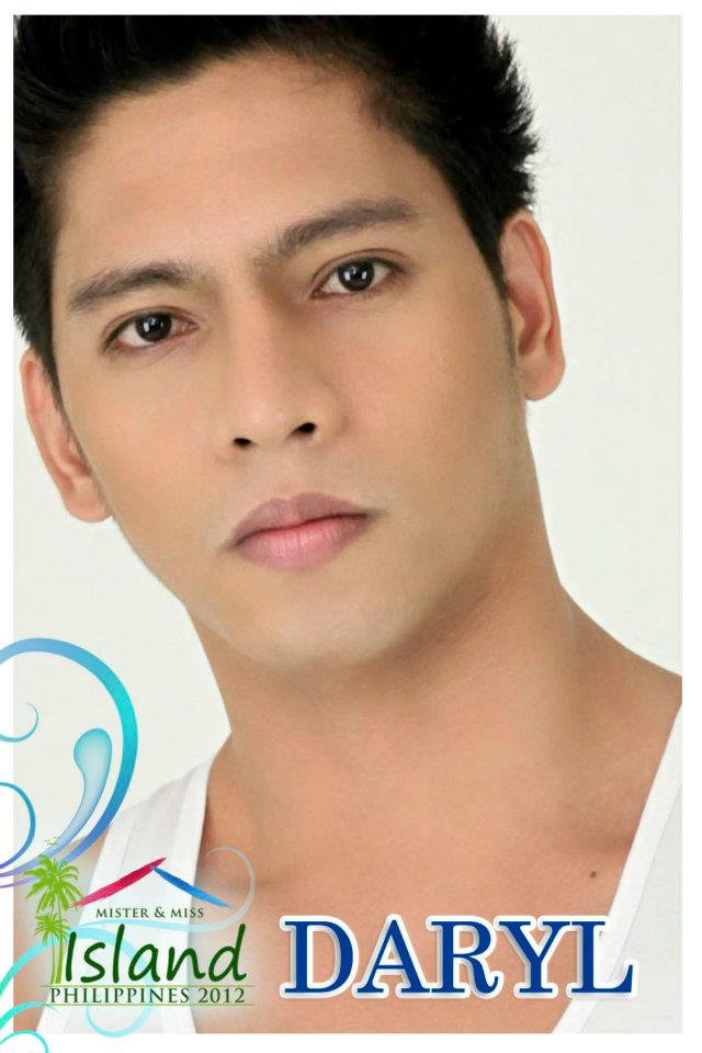 Mister Island Philippines 2012 Daryl Pingol