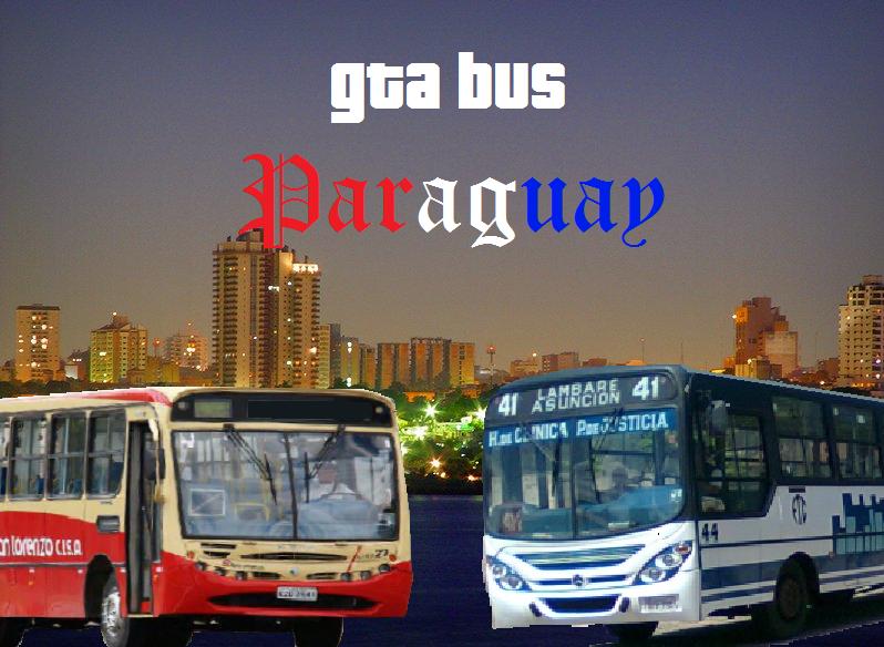 GTA Bus Paraguay