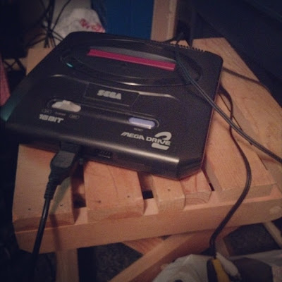 Sega Mega Drive