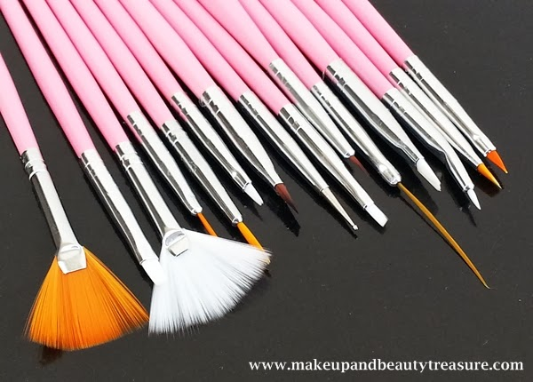 Nail art brushes online