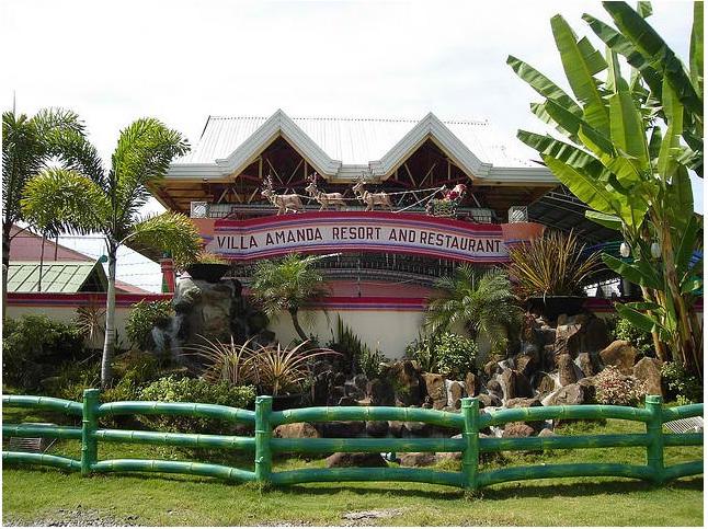 Villa Amanda Resort Restaurant Abucay Bataan Discover Bataan