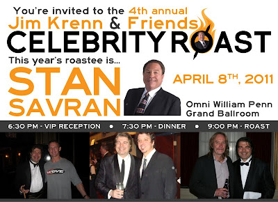 DVE Celebrity Roast Stan Savran