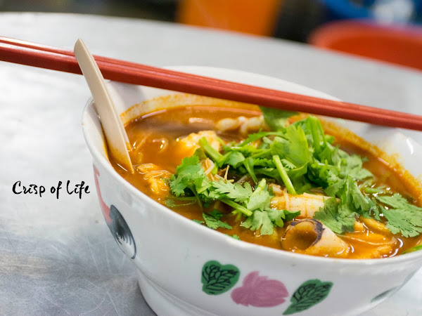 Tom Yam @ Min Jiang Coffee Shop, Penang