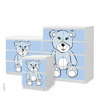 Additik remise sur les stickers enfants ados pour - Les commodes chez ikea ...