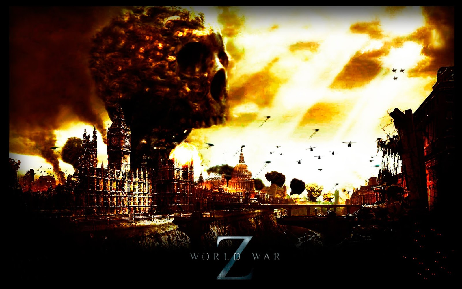 World War Z Wallpapers [1280x1024] Free Wallpapers