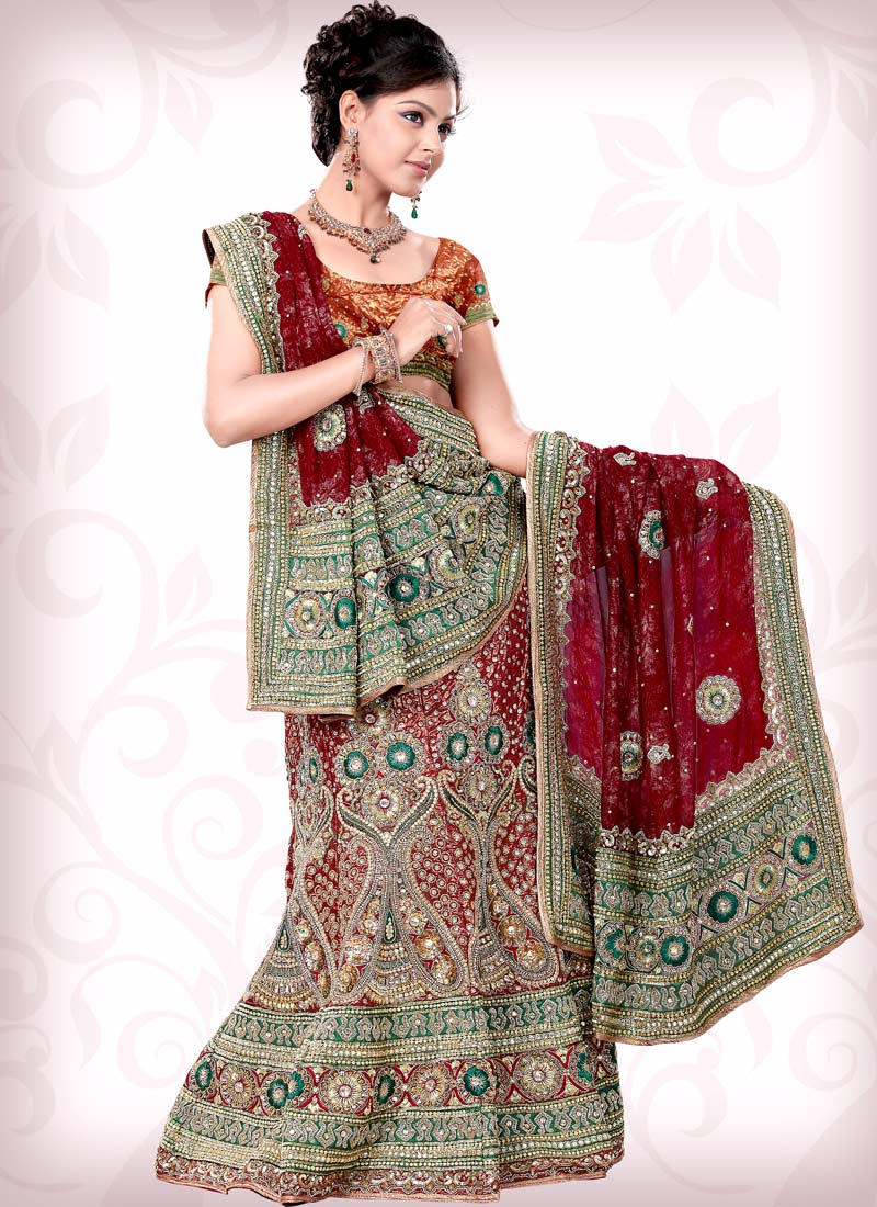 about marriage: indian marriage dresses 2013 | indian wedding ...