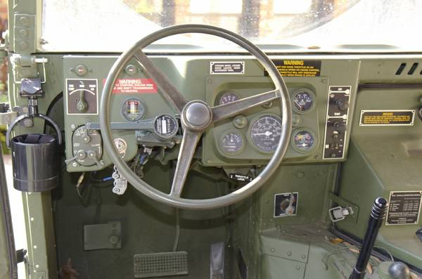 1987 Humvee M998 Soft Top for Sale - 4x4 Cars