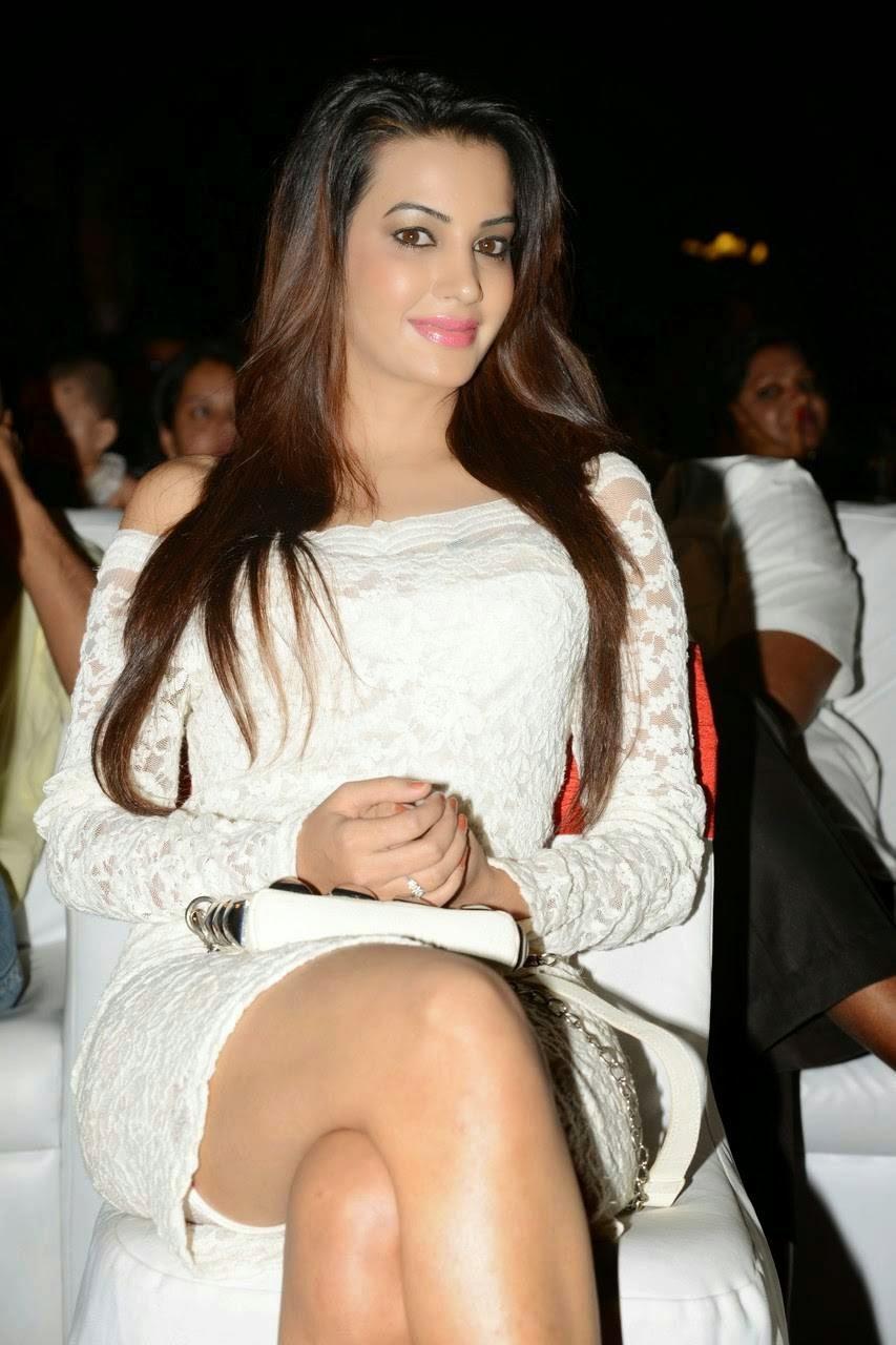 Diksha Panth At Bham Bolenath Movie Audio Launch Latest Stills