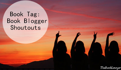 Book Tag | Book Blogger Shoutouts ❤