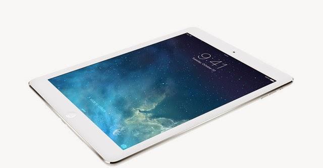 """iPad Air 2 """"ăn đứt"""" bộ đôi iPhone mới"""