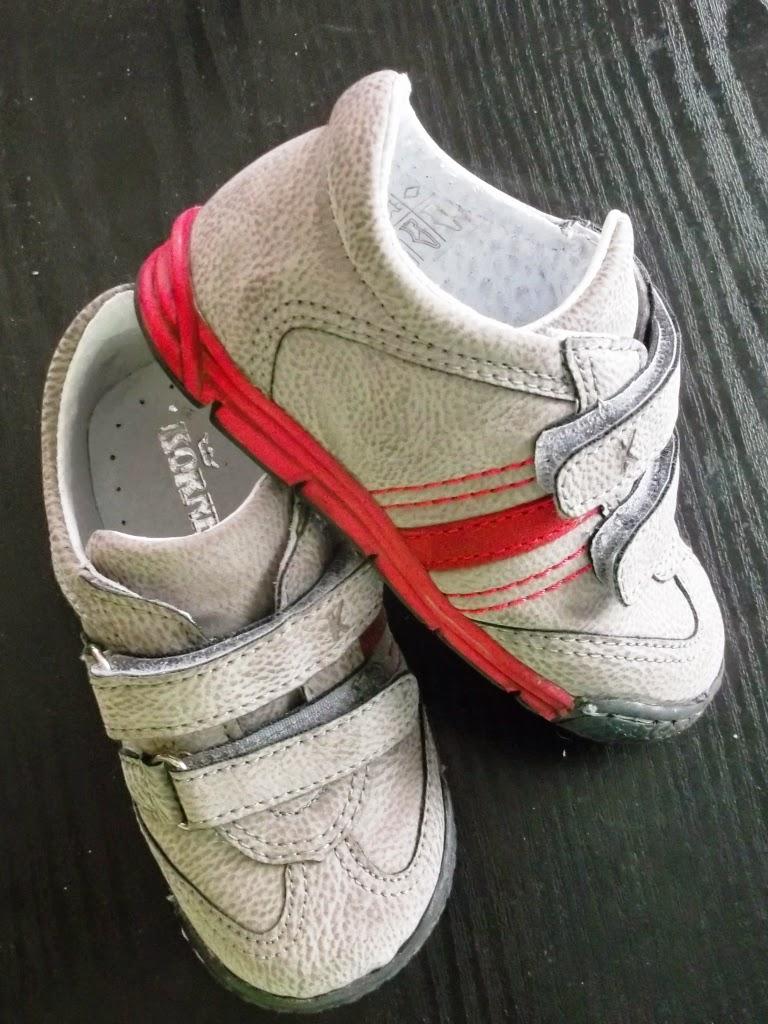 Kornecki - buty jesienne dziewczęce, chłopiece