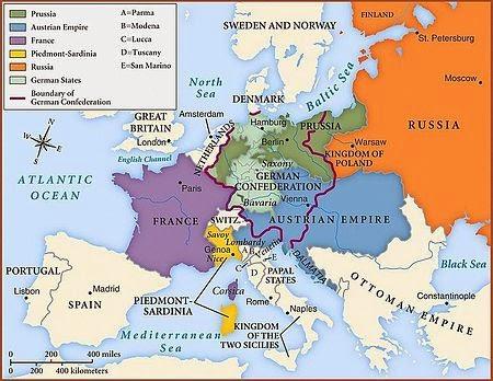 Lo Que Pasó En La Historia May Today Is The Anniversary Of - Treaty of paris map