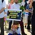 مصريون يتظاهرون بنيويورك ضد مشاركة السيسي في اجتماعات الأمم المتحدة