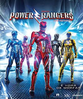 Power Rangers 2017 Dublado Online