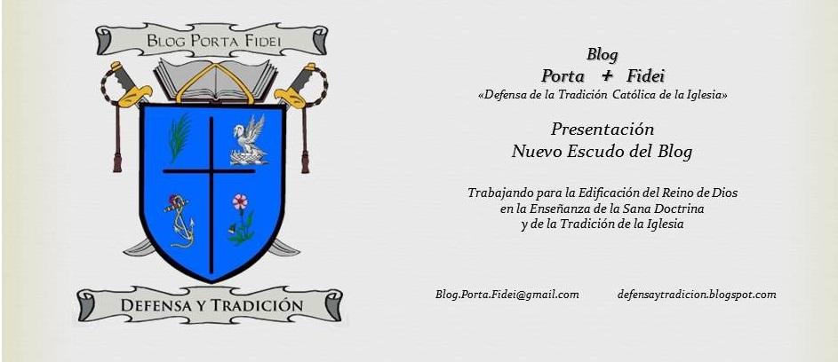 Blog Porta Fidei