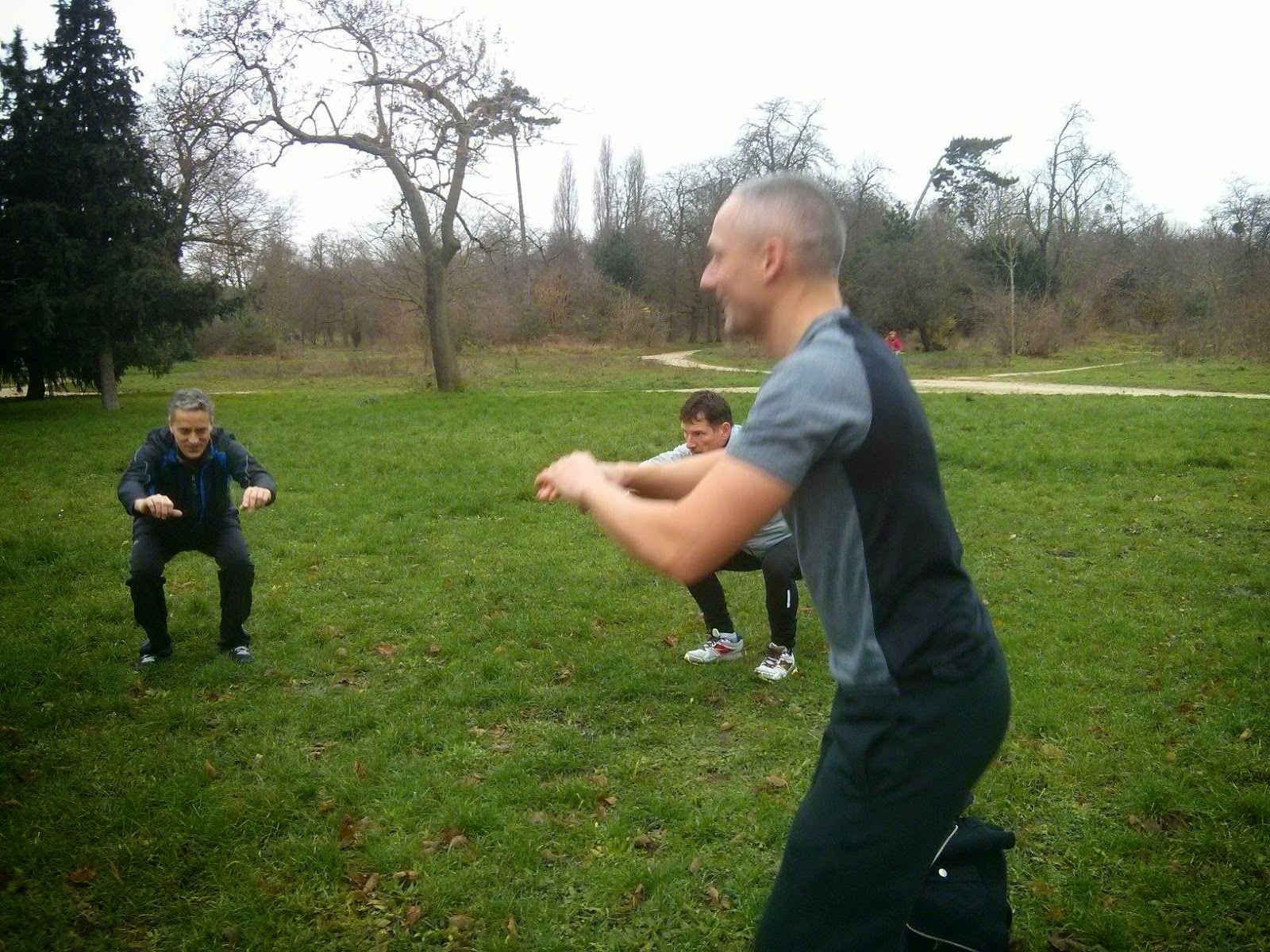 entrainement boot camp