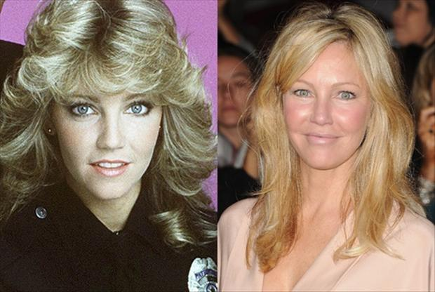 Chatter Busy Heather Locklear Plastic Surgery