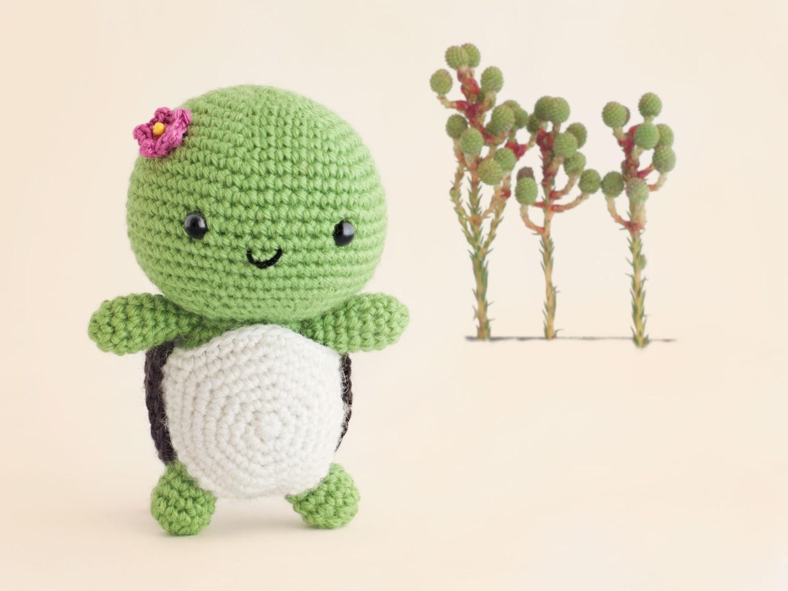 amigurumi-tortuga-turtle