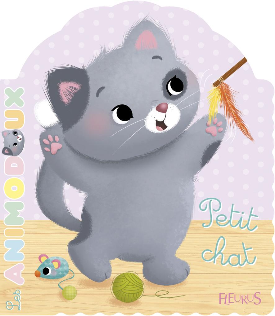 """""""Petit chat""""-Les Animodoux- Fleurus"""