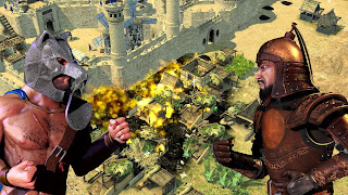 Download - Stronghold Crusader 2 The Jackal and The Khan - PC - [Torrent]