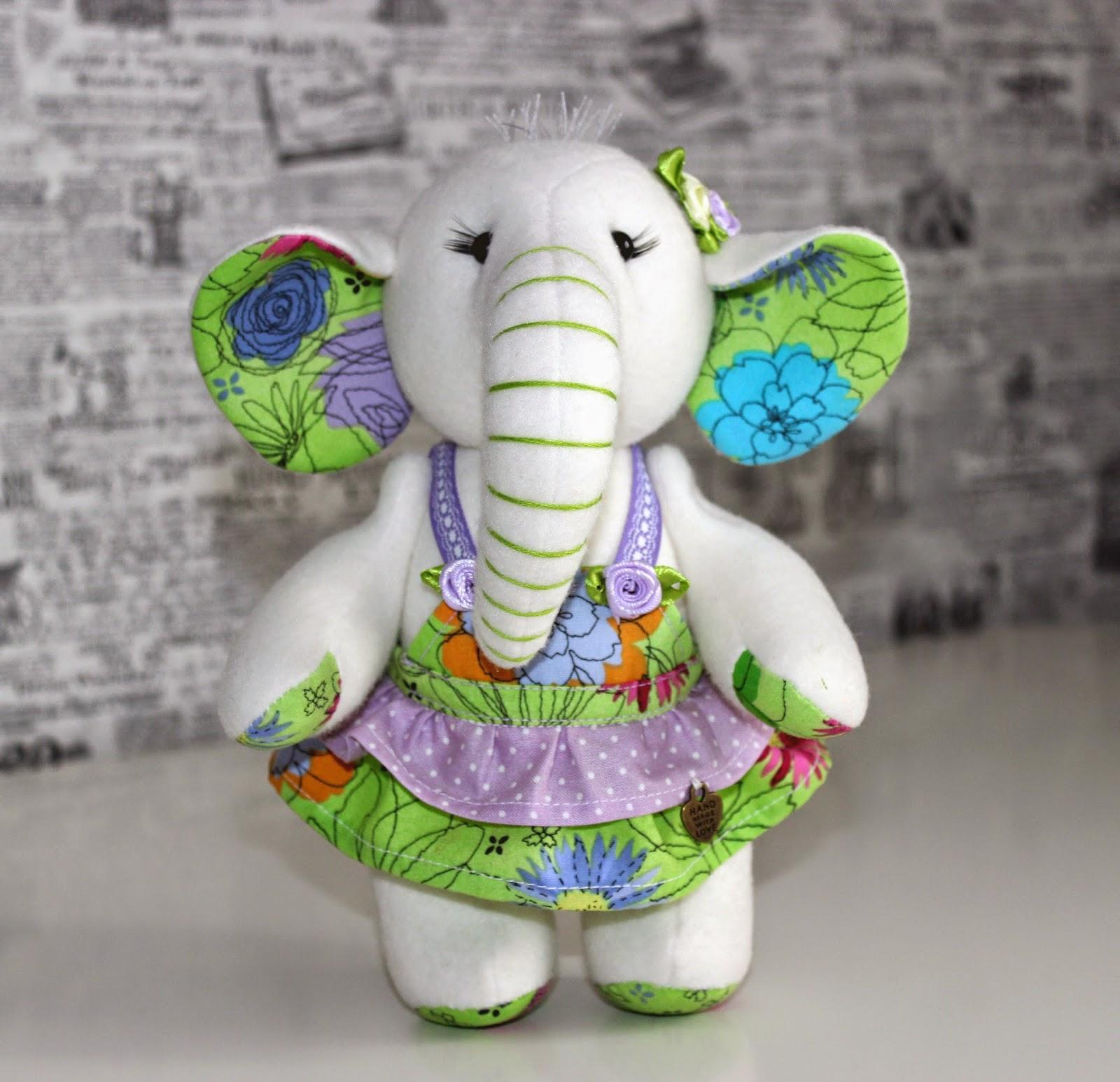 игрушечный слон