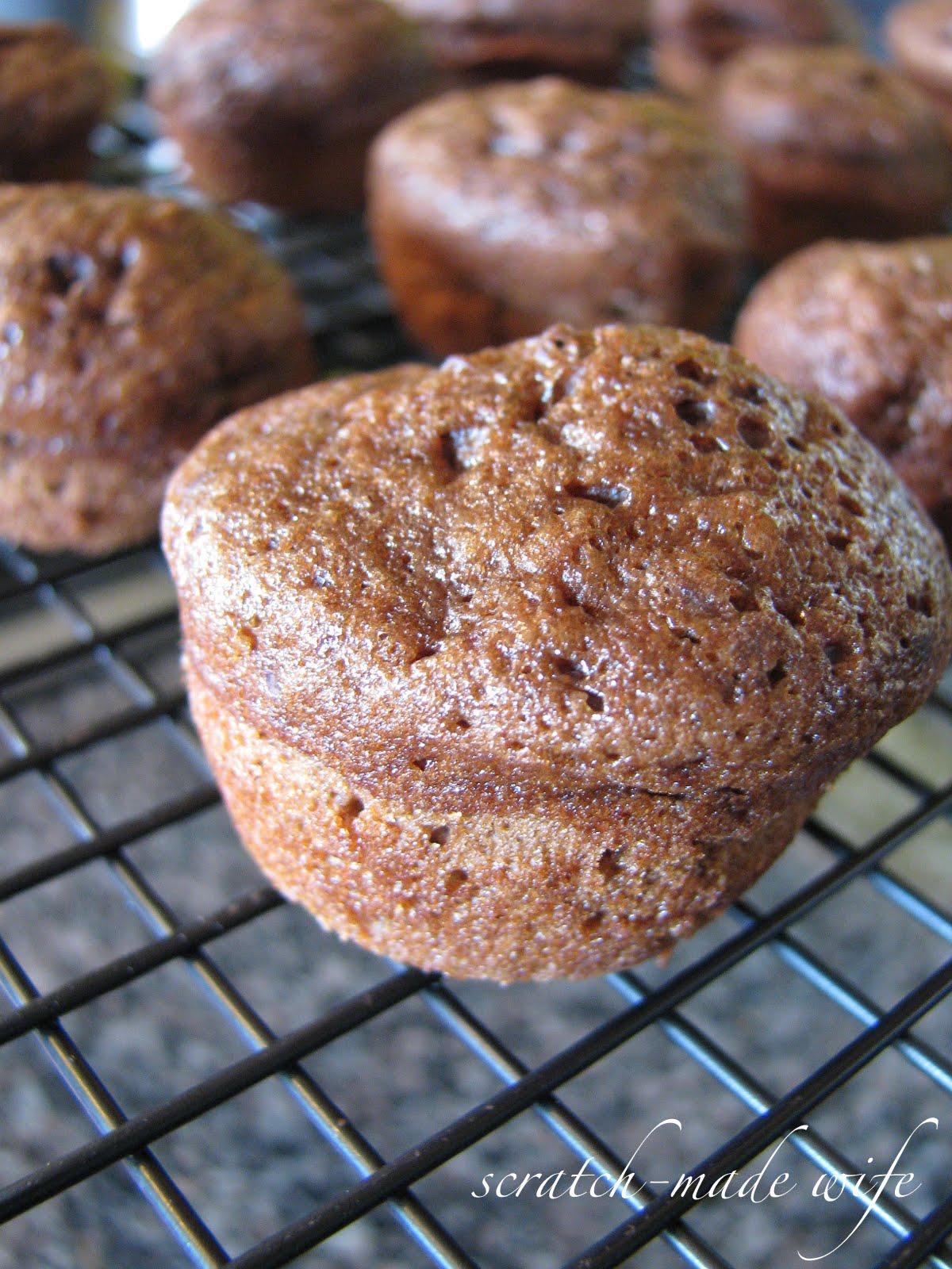 low-fat brownie bites