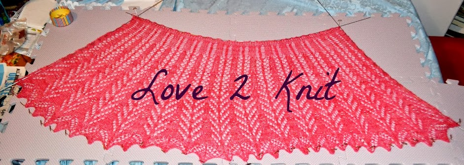 love2knit Bilingual Knitting Blog (English/Spanish)