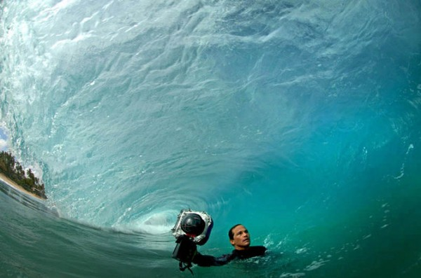 Spectacular Wave Photography