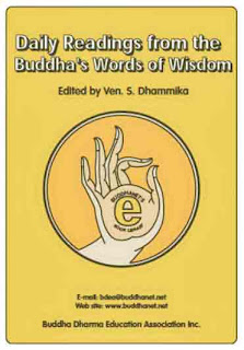 Daily Readings from Buddha's Words of Wisdom