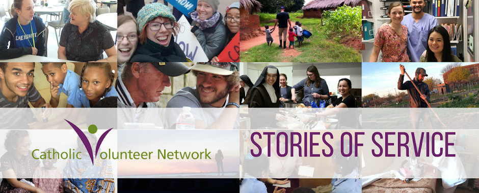 Catholic Volunteer Network Blog
