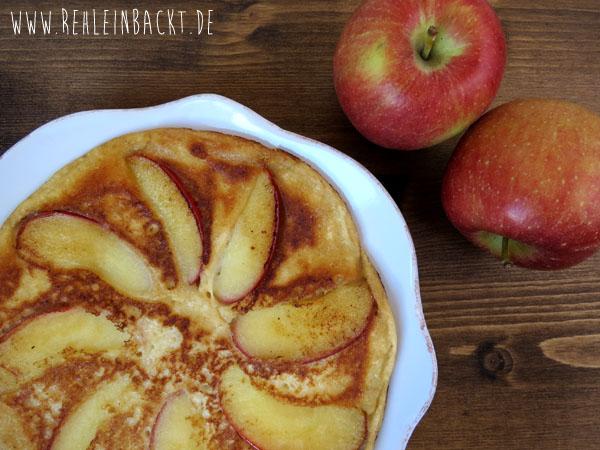 Rezepte pfannkuchen mit apfeln