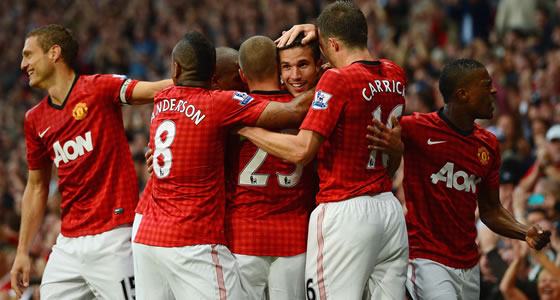 Prediksi Skor Pertandingan Manchester United vs Stoke City