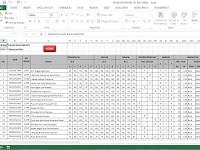 Aplikasi Nilai Raport Kurikulum 2013 SD | Berkas Sekolah Excel