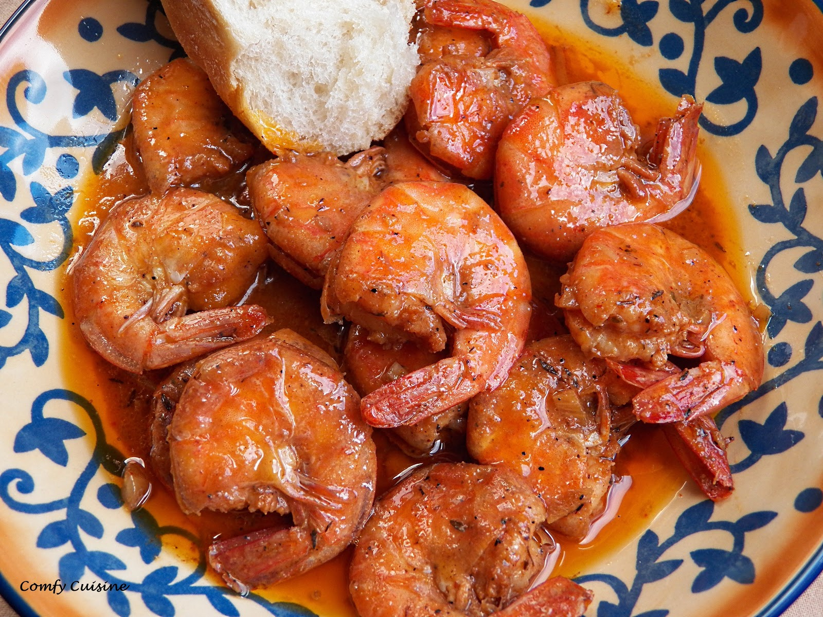 New Orleans BBQ Shrimp Recipe — Dishmaps