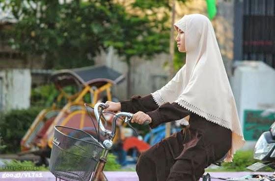 Besar di Keluarga Katolik, Aminah ingin Memeluk Islam sampai Mati